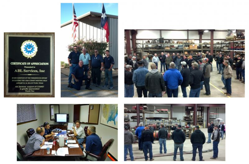 ABL Hosts Meetings & Plant Tours
