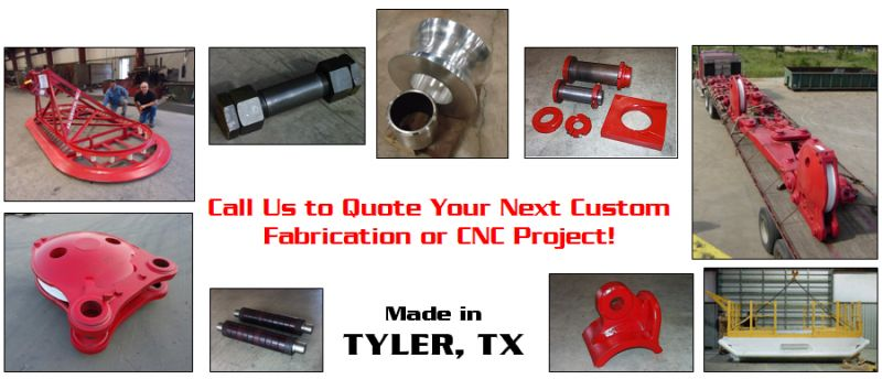 Call Us to Quote Your Next Custom Fabrication or CNC Project!